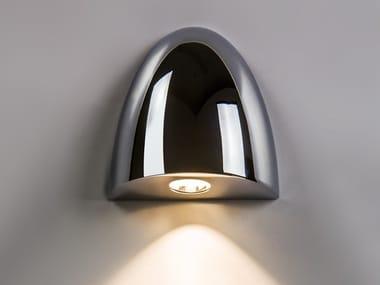 Lampada da parete a LED in zinco ORPHEUS