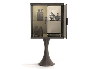 Tempered glass display cabinet OSCAR   Display cabinet