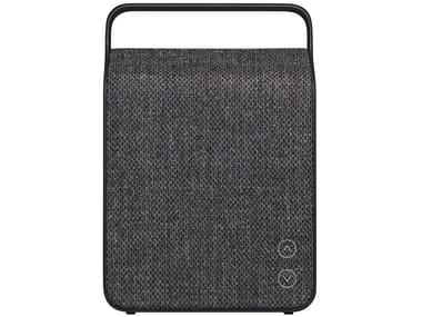 Diffusore acustico Bluetooth portatile OSLO ANTHRACITE GREY
