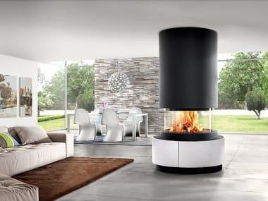 Faïence Fireplace Mantel OSLO