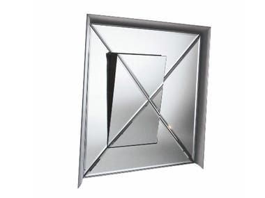 Square framed mirror OSMOND