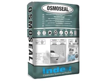 Cemento osmotico impermeabilizzante in controspinta OSMOSEAL