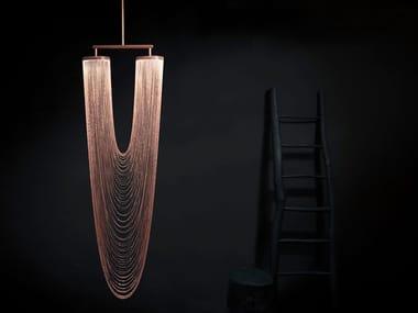 Lampada da soffitto a LED OTÉRO - LARGE