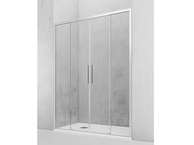 Box doccia a nicchia con porta scorrevole OT-PSC2