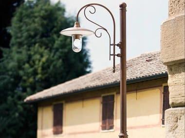 Lampione da giardino in metallo OTELLO   Lampione da giardino