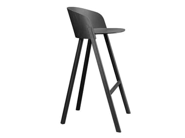 Wood veneer stool OTHER