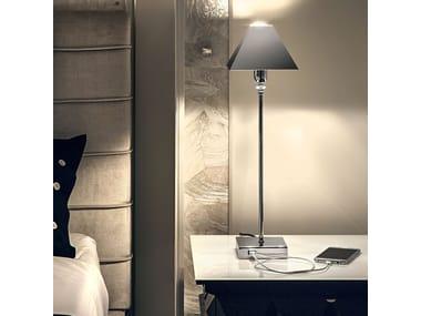 LED adjustable bedside lamp with USB OTTA/USB