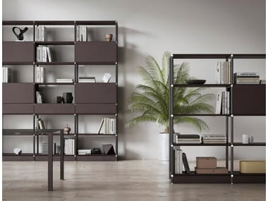 Office storage unit / office shelving OTTAEDRO
