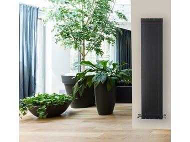 Wall-mounted die cast aluminium decorative radiator OTTIMO+