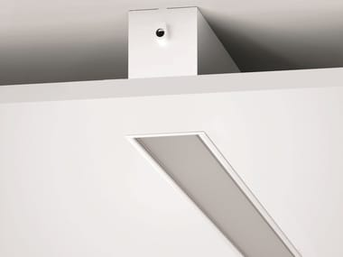 Direct light recessed PMMA ceiling lamp OUTLINE_F