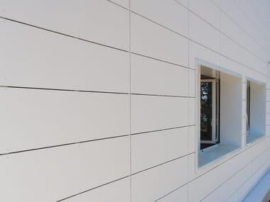 Composite material facade panel OUTPANEL