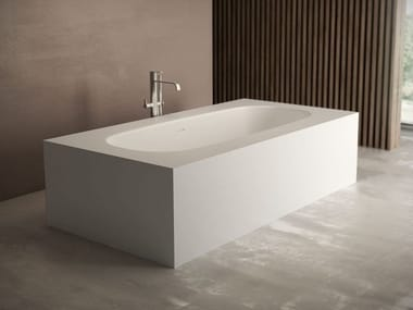 Vasca da bagno pannellabile OVAL | Vasca da bagno