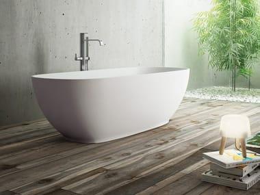 Vasca da bagno centro stanza ovale in Aquatek OVAL | Vasca da bagno centro stanza