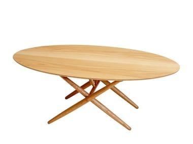 Oval coffee table OVALETTE