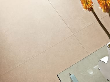 Pavimento/rivestimento effetto cemento OVER - LOFT