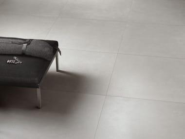 Pavimento/rivestimento effetto cemento OVER - OFFICE