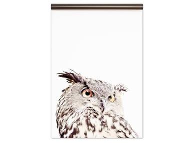Magnetic wallpaper OWL | Wallpaper