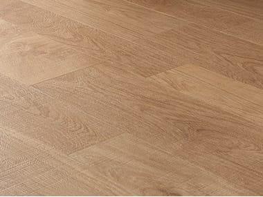 Revêtement de sol en grès cérame effet bois OXFORD NATURAL