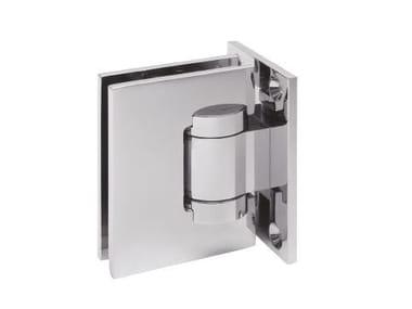 Steel Shower door hinge OXIDAL 148
