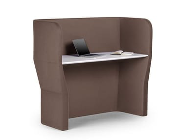 Acoustic office booth ORACLE DESK