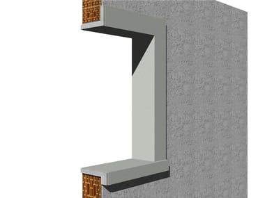 EPS windowsill Ornie - Bancali