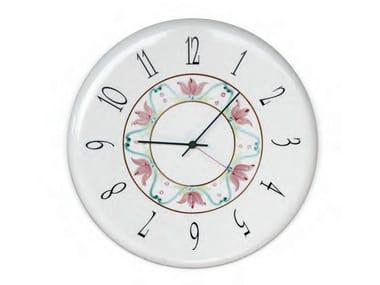 Wall-mounted ceramic clock Clock