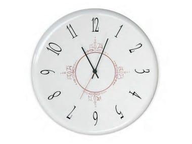 Wall-mounted ceramic clock Wall-mounted clock