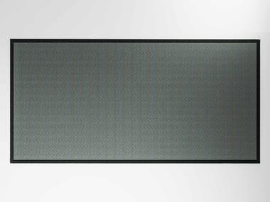 Alfombra lisa rectangular de vinilo para exterior Alfombra para exterior