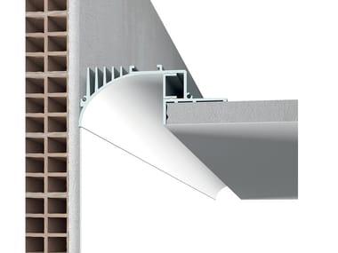 Alumite® Linear lighting profile P007 | Linear lighting profile