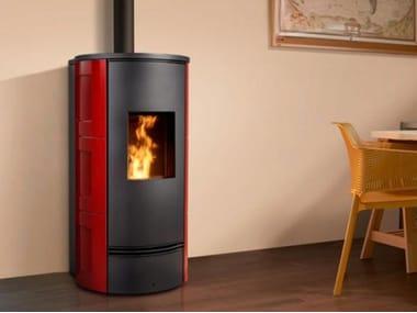 Pellet steel stove Class A+ P920 K | Pellet stove