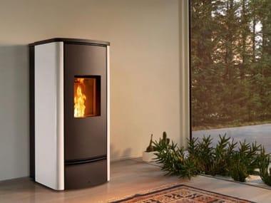 Pellet steel stove Class A+ P920 M | Pellet stove