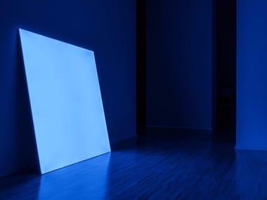 LED RGB metal floor lamp PABLO