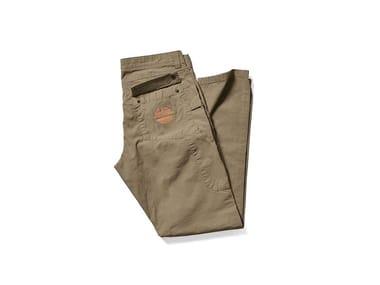Pantalone in tessuto Twill leggero PACK MASTICE