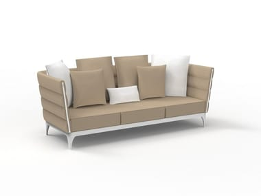 Fabric sofa with removable cover PAD | Sofa