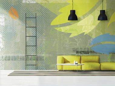 Vinyl or fyber glass wallpaper PAESAGGIO NATURALE