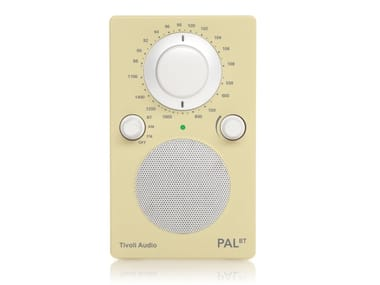 Wireless Radio with rechargeable battery PAL BT
