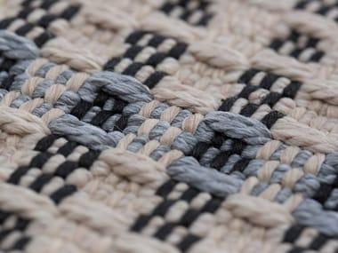 Rectangular polypropylene rug PALMA 03