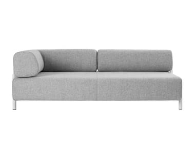 2 seater fabric sofa PALO | Sofa