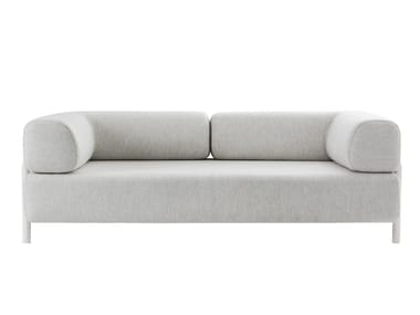 2 seater sofa with armrests PALO | Sofa