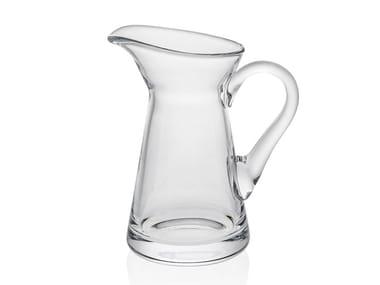 Clear glass pitcher PALOMA | Jug