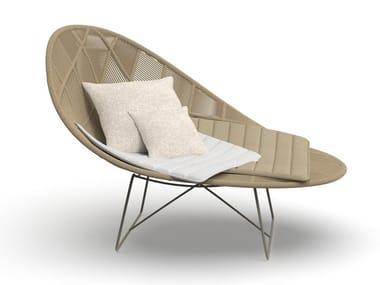 Relaxing rope garden armchair PANAMA   Relaxing garden armchair