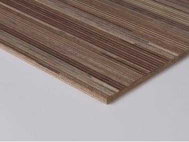 Rivestimento in legno PANNELLO FLESSIBILE