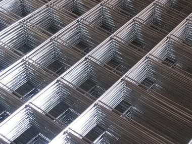 Steel mesh for base layer for flooring PANEL FOR CONCRETE REINFORCEMENT