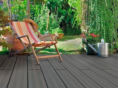 Bamboo decking PANORAMA