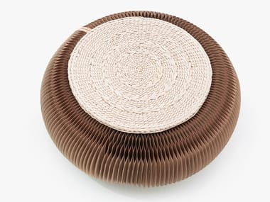 Paper pouf / coffee table PAPER | Pouf