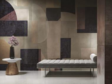 Geometric wallpaper PAPIER COLLÉS
