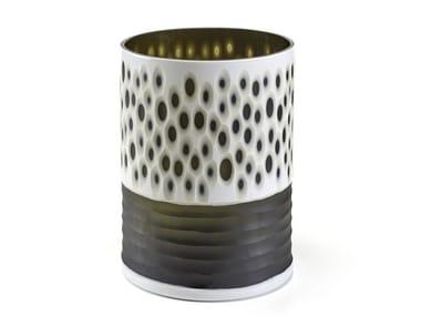 Glass vase PAPILLON