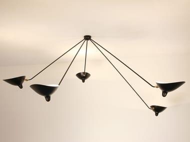 Adjustable metal ceiling lamp PAR5B   Ceiling lamp