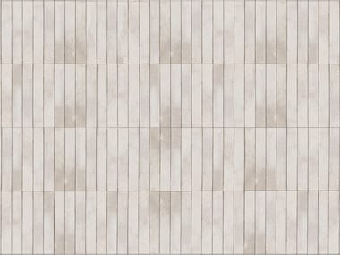 Indoor leather wall tiles PARALLEL