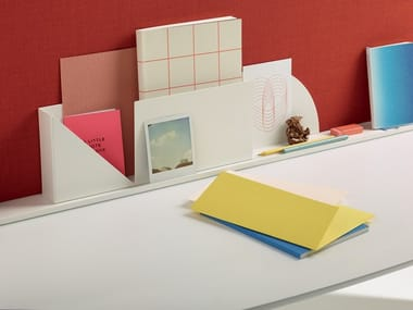 Plate desk tray organizer PARAVAN MOOD | Desk tray organizer